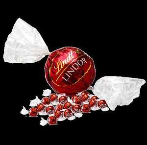 Lindor Maxi Ball 550g | Christmas Chocolates £7.50 +  £3.95 delivery @ Lindt Shop