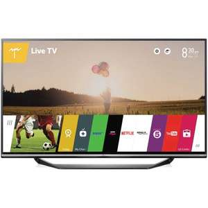 "LG 55UF770V 55"" Smart 4K Ultra HD TV £679 @ rlrdistribution"