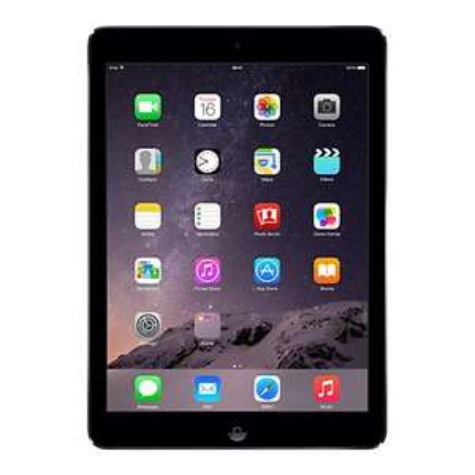 Apple iPad Air 16GB, Silver or Space grey £289.99 @ John Lewis