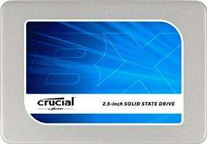 Crucial BX200 480GB 2.5-Inch Solid State Drive CT480BX200SSD1 £79.99 @ Amazon Lightning Deal