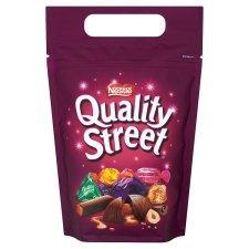 Nestle Quality Street Bag 550G £1.50 @ Tesco instore