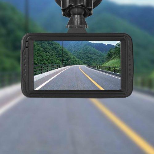"Car Dash Cam,E-PRANCE D101 1296P Car Video Recorder 3.0"" LCD Screen 170 Degree Wide Angle Lens G-Sensor Infrared Night Vision £54.90 @ Amazon UK"