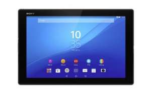 Sony Xperia Z4 10.1 inch Tablet with Keyboard 32GB - Amazon Warehouse 'used very good' £318.49 (RRP £499.99)