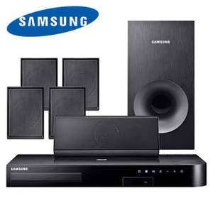 Samsung HT-J4500 5.1 3D Blu-ray home cinema system, £135.68 delivered from amazon.de