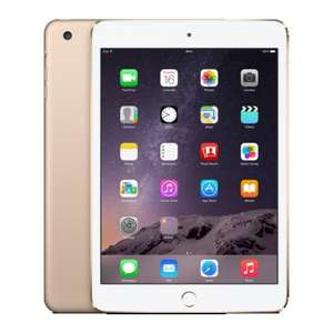 iPad mini 3 Wi-Fi 16GB Gold - Ex Demo Unit £189.00 @ KRCS