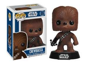 Funko Pop Chewbacca (and others) reduced to £3 in store @ Sainsbury's
