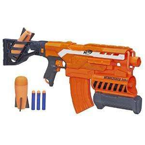 Nerf - Elite Demolisher 2 en 1, arma de juguete (Hasbro A8494EU4) £27.54 @ Amazon ES