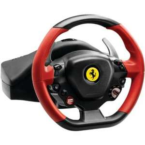 Thrustmaster Ferrari 458 Spider Racing Wheel (Xbox One) £59.99 + Amazon Prime
