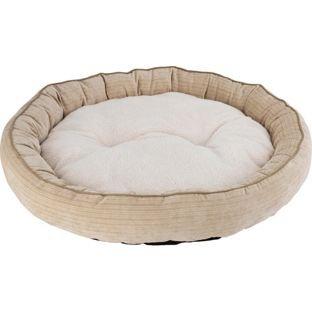 Extra large donut dog bed beige £23.99 @ Argos
