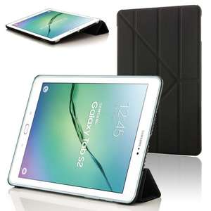 Forefront Origami Case Cover For Samsung Galaxy Tab S2 8 inch £1.99  + £2.90 UK delivery  Amazon  sold by Forefront Cases.