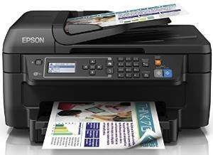 Epson PrecisionCore WorkForce WF-2650WF Colour All-in-One Printer with WiFi (Print/Scan/Copy/Fax) £49.99 @ Amazon Lightning Deal