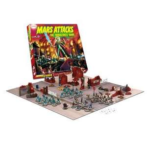 Mars Attacks - The Miniatures Game £29.99 @ manticgames - Great fun