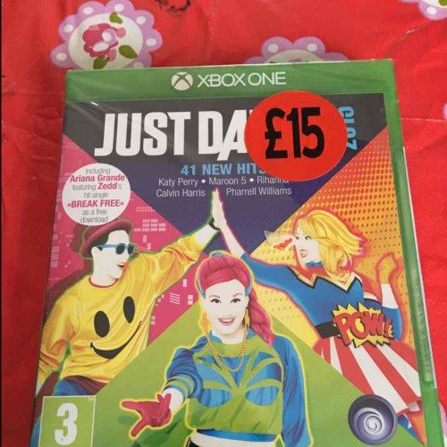 Just Dance 2015 XBOX ONE  £10 Sainsbury's
