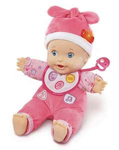 VTech Grow With Me Baby Doll was £33 now £16.50 delivered @ fifty plus