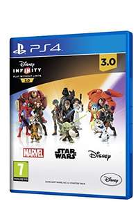 Disney Infinity 3.0 Standalone Software for PS4 £11.33 on Amazon