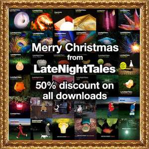 50% off LateNightTales digital(MP3/FLAC/WAV) albums £3.49 @ latenighttales.co.uk