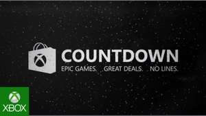 Countdown Sale MEGA LIST - WEEK 2 FOR XBOX ONE + XBOX 360
