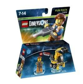 Lego dimensions fun packs  £11.99 with free delivery at Game