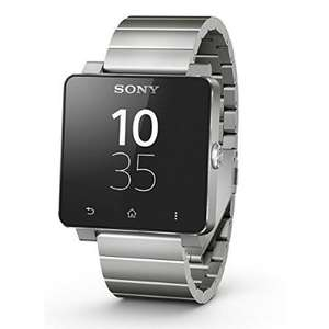 Sony Smart Watch 2 in Silver only £53.25 and Free Delivery at Amazon