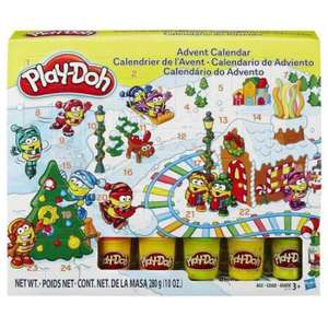 Playdoh Advent Calendar £3.75 in store only at Boots