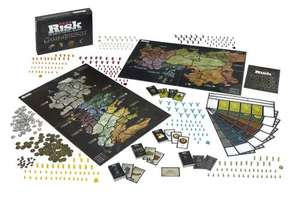 Game of Thrones Deluxe Risk (RRP=£59.99) £34.99 @ amazon (prime)