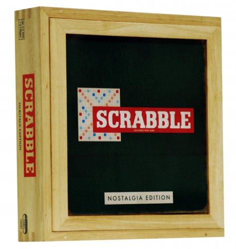 Scrabble Nostalgia  £10.50 - Instore at Sainsbury