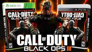 Call of Duty: Black Ops 3  xbox 360/ps3 £24.99 @ Argos