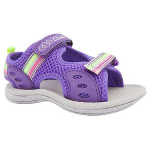 Clarks doodles star games sandals £5 @ Brantano