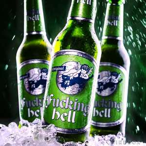 **** Hell Austrian Lager - £14.99 for 10 @ Firebox