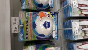 Hover Ball @ Asda (Clayton-le-woods) was £11.97 now £5.97!