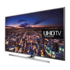 SAMSUNG UE48JU7000 (2015 Model) 48 inch Ultra HD 4K 3D Smart LED TV Freeview HD freesat HD + 6 months Netflix Premium & 5 Year Guarantee £809.00 @ PRC Direct + 5X Super Points + 3.03% TCB (£740.83)