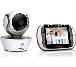 Currys / PC World - MOTOROLA MBP853 Connect Wireless Baby Monitor - usually £129.99-£149.99, currently £104.99 @ Currys