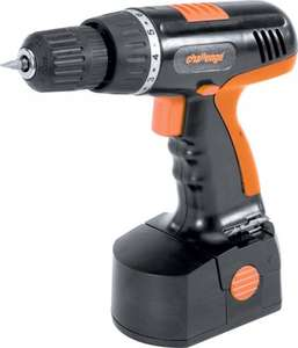 Challenge Cordless 14.4V Drill Driver - Black/Orange. £9.99 @ Ebay/Argos