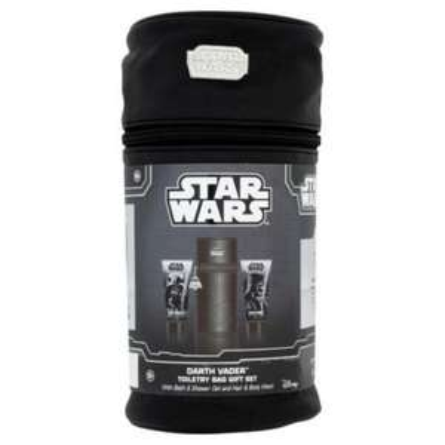 ** Star Wars Darth Vader Toiletry Bag Gift Set 15+ now £3.50 @ Tesco Direct **