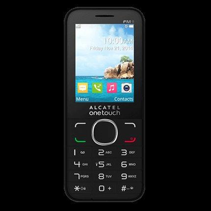 Cheapest 3G mobile - Alcatel 20.45X £9.99 @ O2