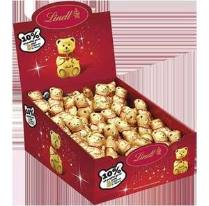 Lindt Christmas Mini Teddy Chocolates 10g x 100 Now £20 was £40 @ Lindt