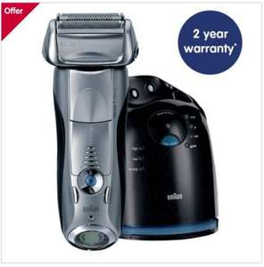 Braun Series 7 790cc-4 electric shaver £107.99 @ Boots
