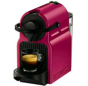 Nespresso Inissia (pink) £44.99 in store at Watt Brothers