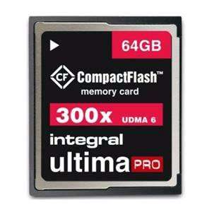 Integral 64gb compactflash memory card £16.97 @ jessops delivered to store with code