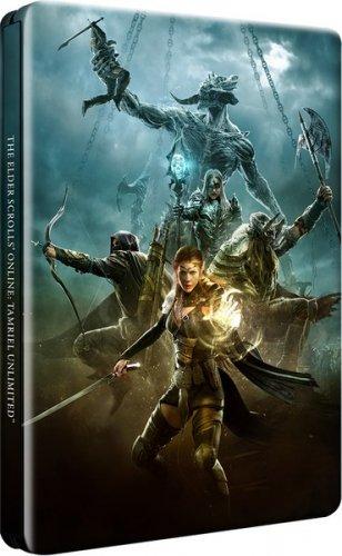 The Elder Scrolls Online: Tamriel Unlimited Steelbook Edition PC/PS4/Xbox One - £13.49 @ Zavvi