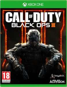 Call of Duty Black Ops 3 (Xbox One/PS4) for £29.99 Delivered @ Amazon