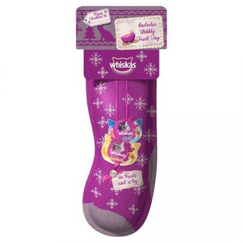 Whiskas - Cat Christmas Stocking - £0.62p instore @ Netto