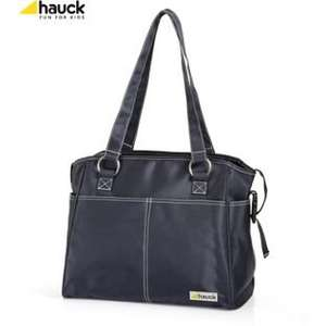 Hauck City Baby Changing Bag in Black or Navy £5 Free Click&Collect @ Tesco or Amazon