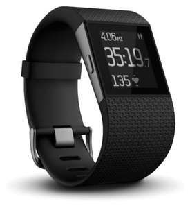 Fitbit Surge £133.19 at boots.com with discount code HLDY10 plus topcashback