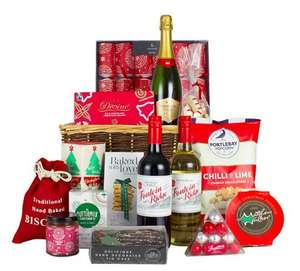 John Lewis Spirit of Christmas Hamper - reduced from £100 to £25