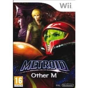Metroid: Other M (Wii) £2.99 instore @ Argos
