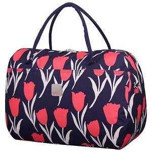 Tripp Express Tulip Large Holdall Navy/Coral £19.00 at Debenhams