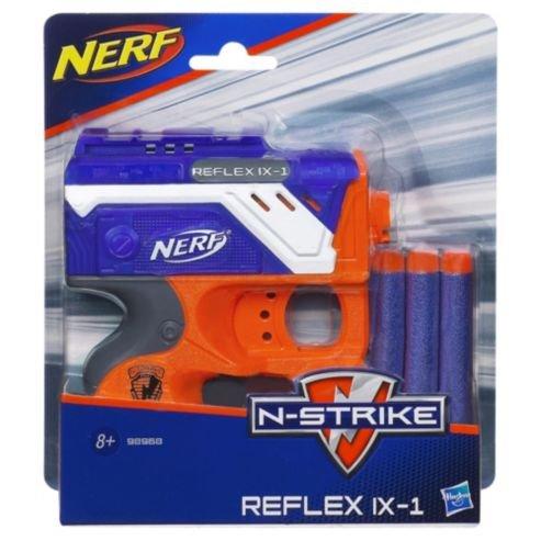 ** Nerf N-Strike Reflex IX-Blaster now £3 @ Tesco Direct (Free CnC) **