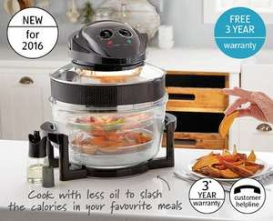 Aldi 2 In 1 Air Fryer - £29.99 @ ALDI from 7th Jan