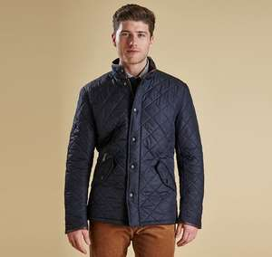 Mens Barbour jackets reduced by 30% eg. Powell is £104 @ House of Fraser
